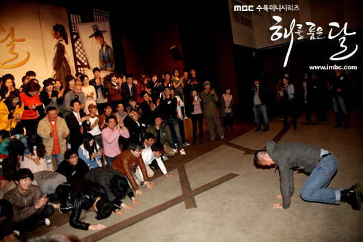 2012 3 16 Jung II-woo in TMTETS Wrap Up Party 00014