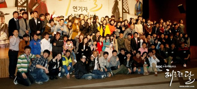 2012 3 16 Jung II-woo in TMTETS Wrap Up Party 00018