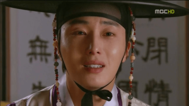 2012 Jung II-woo in The Moon Embracing the Sun Episode 10 00029
