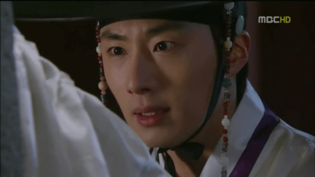 2012 Jung II-woo in The Moon Embracing the Sun Episode 11 00008