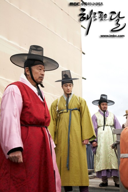 2012 Jung II-woo in The Moon Embracing the Sun Episode 7 Extras 00010
