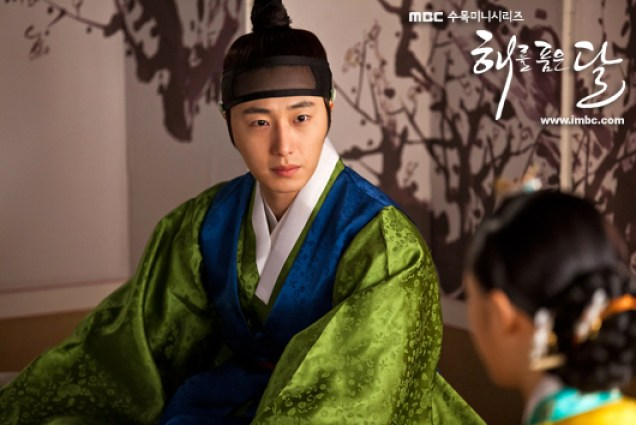 2012 Jung II-woo in the Moon that Embraces the Sun Episode 6 Xtra 00001