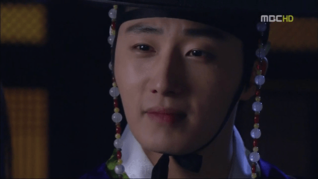 Jung II-woo in The Moon that Embraces the Sun Episode 15 00037