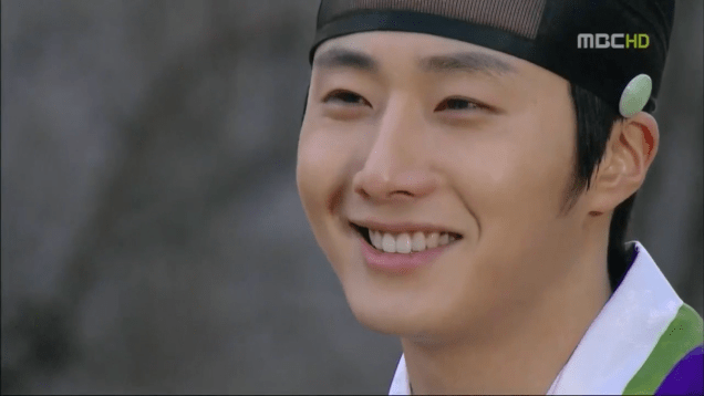 Jung II-woo in The Moon that Embraces the Sun Episode 15 00065