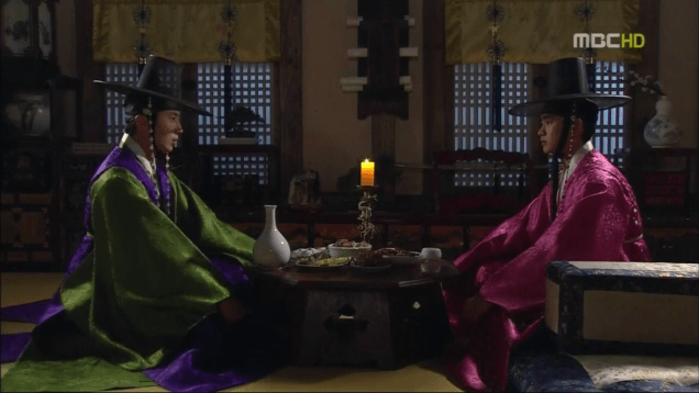 Jung II-woo in The Moon that Embraces the Sun Episode 15 00098