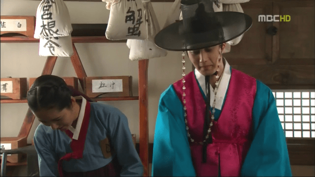 Jung II-woo in The Moon that Embraces the Sun Episode 17 00018