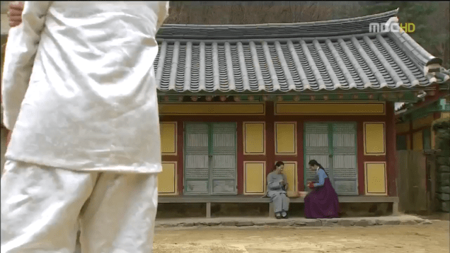 Jung II-woo in The Moon that Embraces the Sun Episode 17 00047