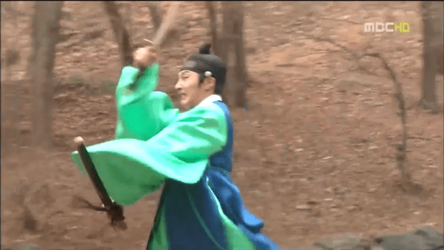 Jung II-woo in The Moon that Embraces the Sun Episode 17 00071