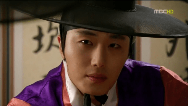 Jung II-woo in The Moon that Embraces the Sun Episode 18 00031
