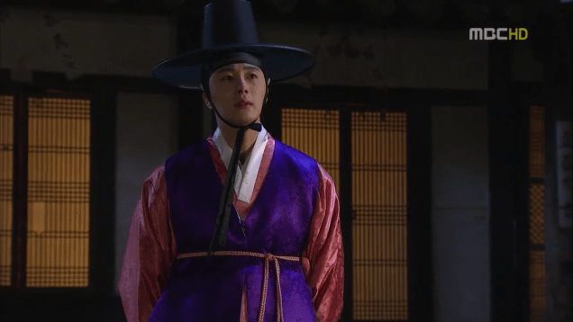 Jung II-woo in The Moon that Embraces the Sun Episode 19 00014