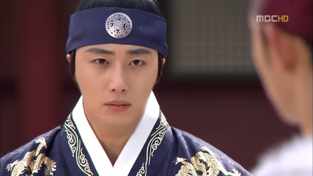 Jung II-woo in The Moon that Embraces the Sun Episode 19 00024