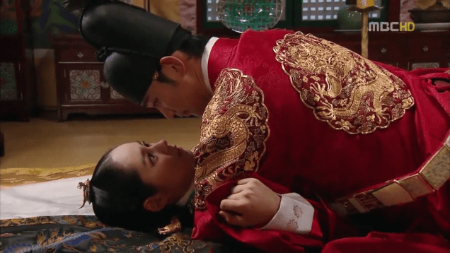 Jung II-woo in The Moon that Embraces the Sun Episode 20 00052