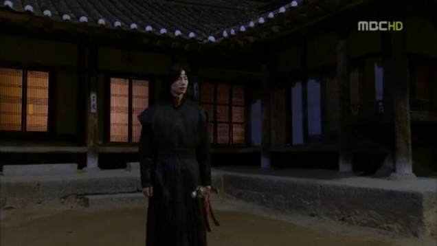 Jung II-woo in The Moon that Embraces the Sun Episode 20 Ghost -Woon part 00003