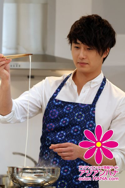 2012 3 JIW Jung II-woo in Japan Part 3 Flower Boy DVD Press 00001