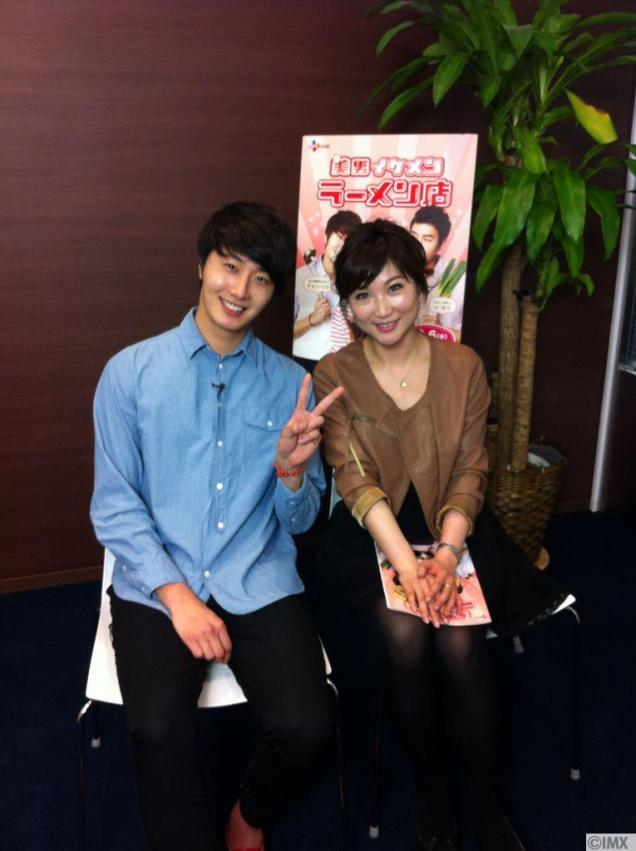 2012 3 JIW Jung II-woo in Japan Part 3 Flower Boy DVD Press 00010