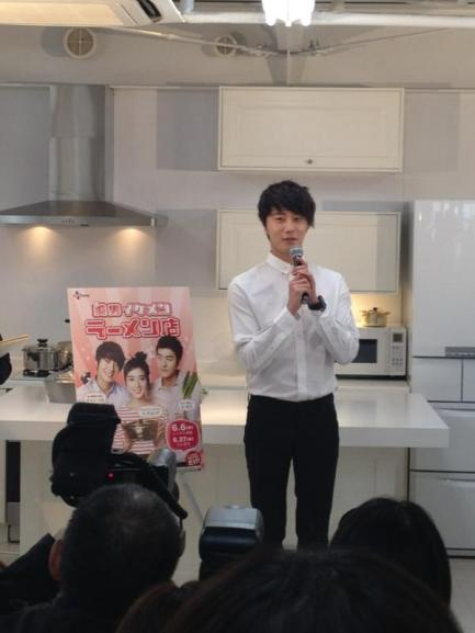 2012 3 JIW Jung II-woo in Japan Part 3 Flower Boy DVD Press 00019