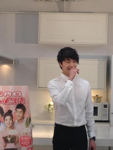 2012 3 JIW Jung II-woo in Japan Part 3 Flower Boy DVD Press 00027