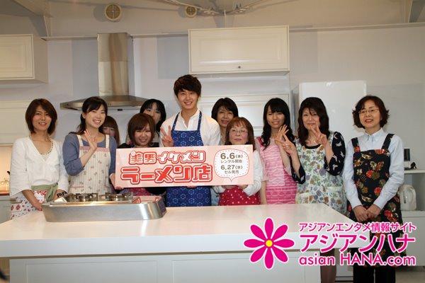 2012 3 JIW Jung II-woo in Japan Part 3 Flower Boy DVD Press 00038