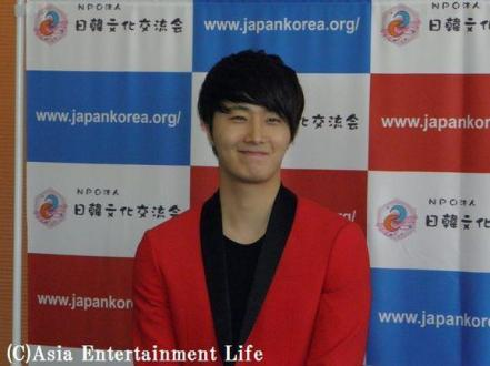 2012 4 10 Jung II-woo at Press Conference Japan00006