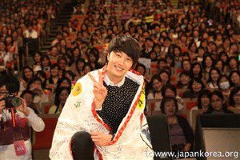 2012 4 8 Jung II-woo at Japan:Korea Festa00044