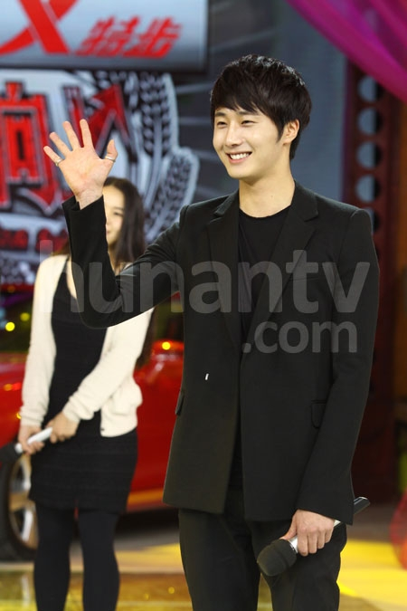 2012 5 Hunan's TV Up Go 00009