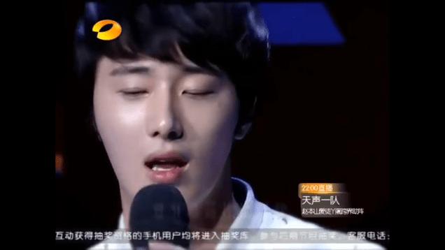 2012 5 Hunan's TV Up Go 00022