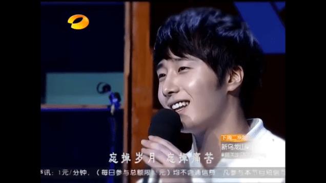 2012 5 Hunan's TV Up Go 00025