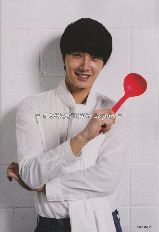 2012 5 Jung II-woo in KBOOM July 2012 issue (2012.5.21 release)00006
