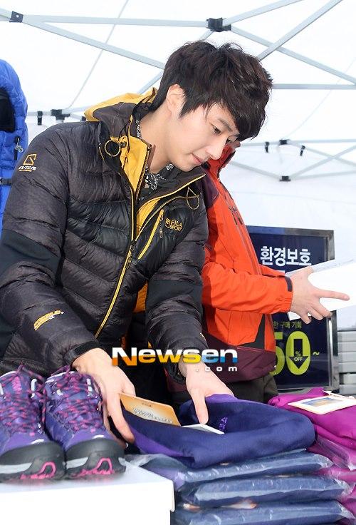 2012 11 3 Jung II-woo for FILA's Green Campaign00030