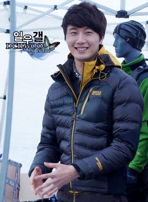 2012 11 3 Jung II-woo for FILA's Green Campaign00078
