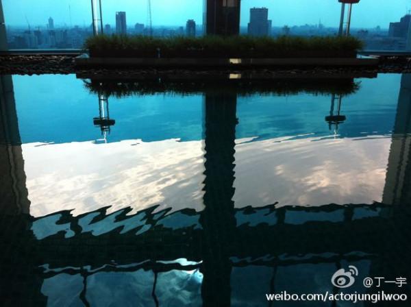 2012 5 20 Jung II-woo in Thailand (Personal Trip) 00003