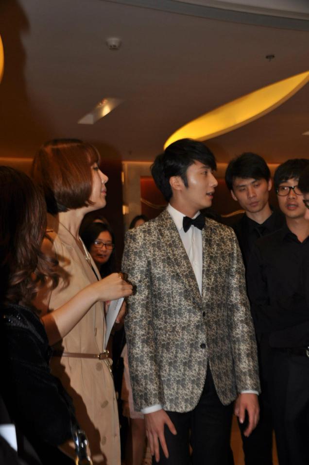 2012 6 15 Jung II-woo Shanghai TV Festival 00002