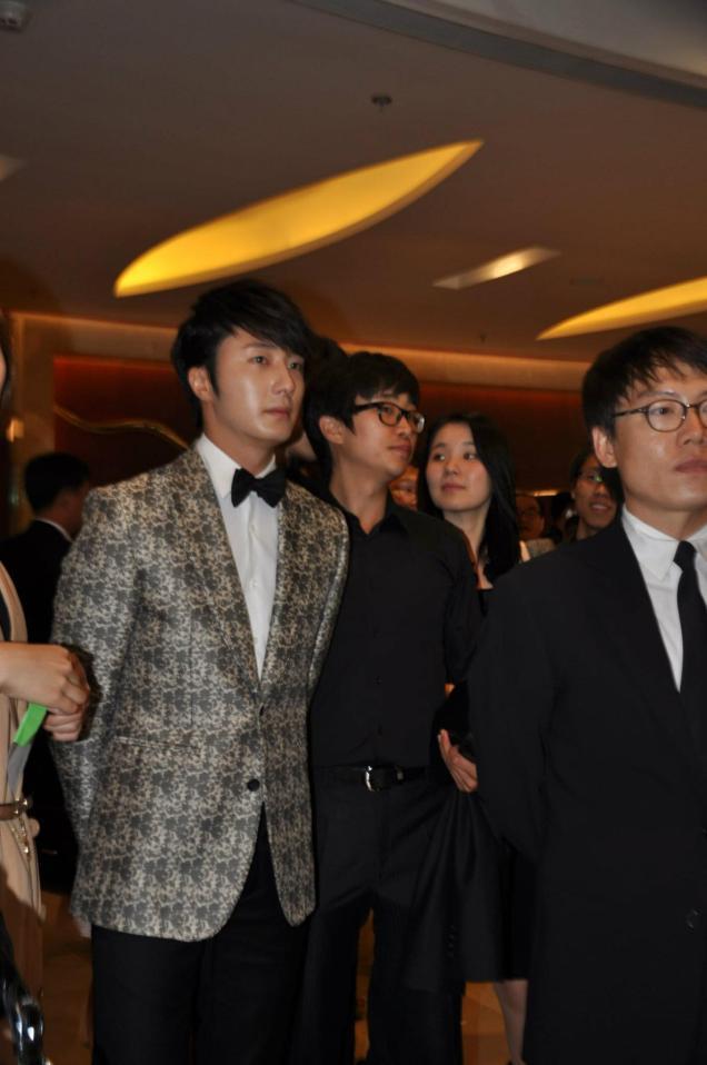 2012 6 15 Jung II-woo Shanghai TV Festival 00004