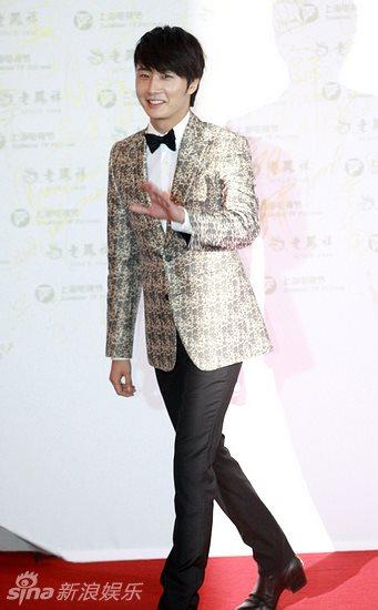 2012 6 15 Jung II-woo Shanghai TV Festival 00007