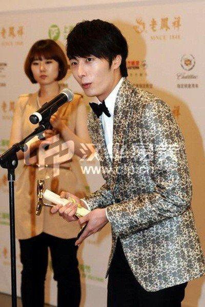 2012 6 15 Jung II-woo Shanghai TV Festival 00013