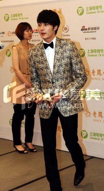 2012 6 15 Jung II-woo Shanghai TV Festival 00016