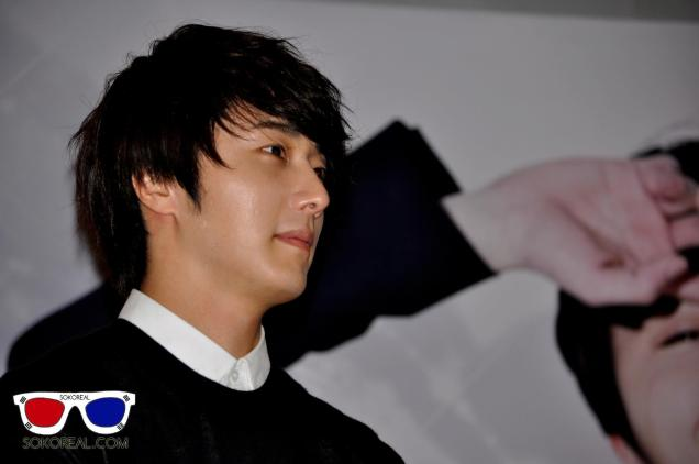 2012 9 23 Jung II-woo in Holika Holika's Fan Meet in Malaysia 00007