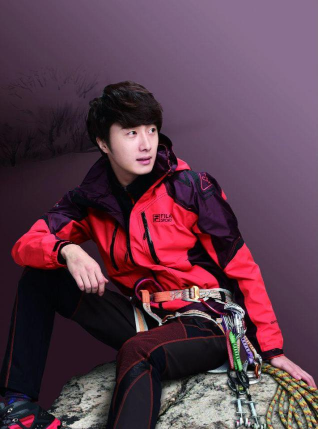 2012 9 7 Jung II-woo for FILA 00014