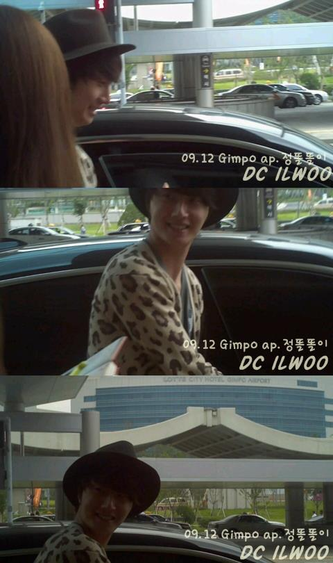 2012 9 9 Jungilwoo arrives to Japan for First Smilwoo Fan Meet 9:8:201200006