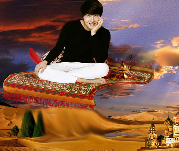 Jung II-woo on a Magic Carpet Cr. Erduo (aka lauwon1125) .jpg