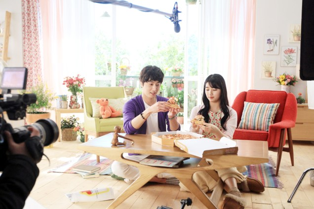 2012 11 Jung II-woo for Domin's Pizza Part 200003