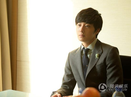 2013 1 5 Jung II-woo in an interview from QQ in China 00004