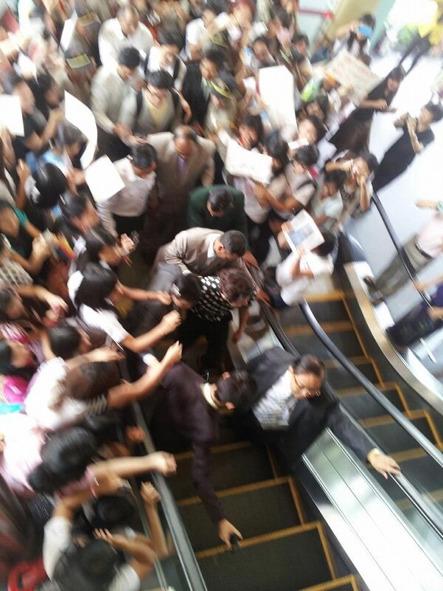2013 2 22 Jung II-woo in Holika Holika Event in Myanmar (Western Park Hotel) 00005