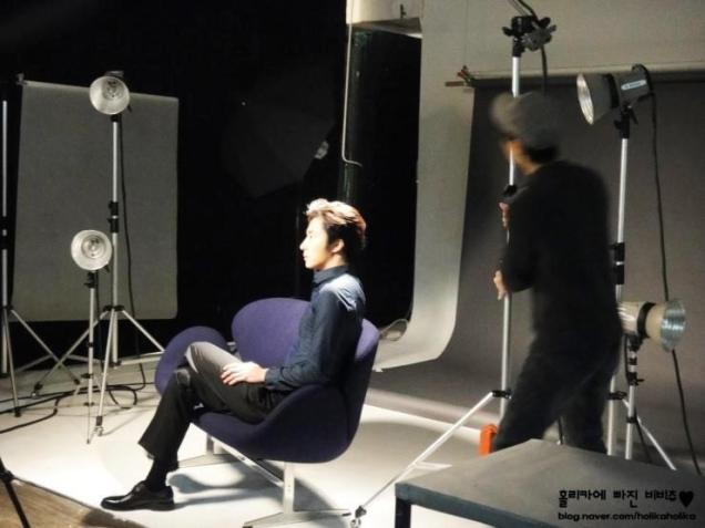 2013 3 Jung II-woo for Holika Holika. BTS (Take 2)00014
