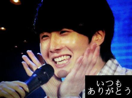 Jung II-woo at Taiwan's Fan Meeting 2012 12 8 Taken by Fans00011