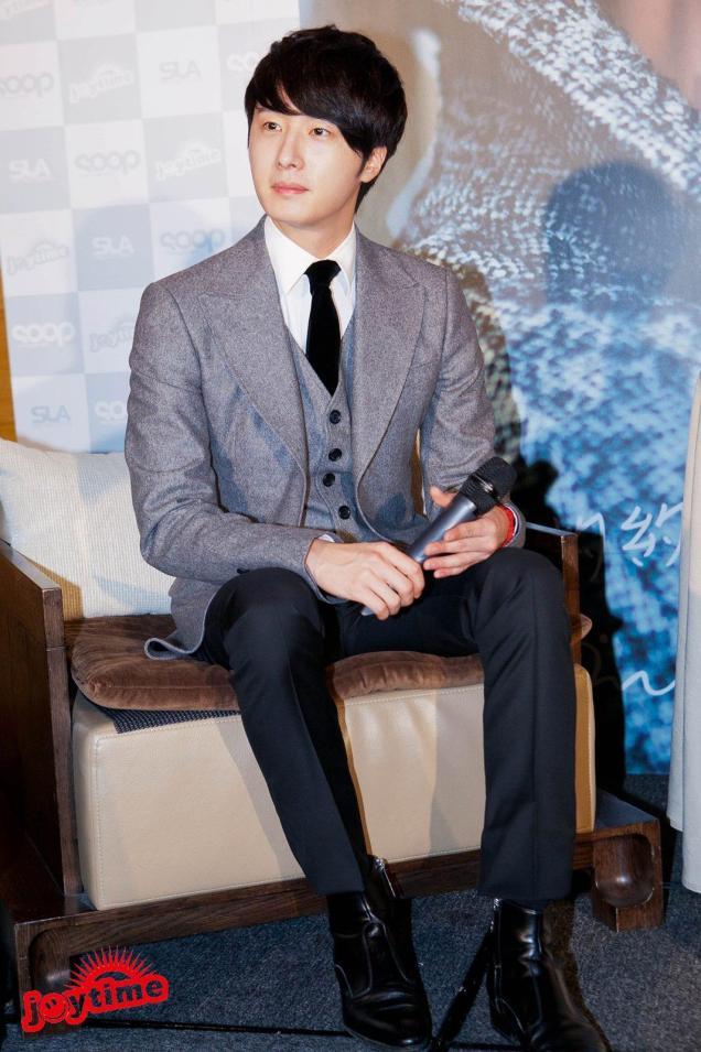 Jung II-woo at Taiwan's Press Conference 12 7 201200055