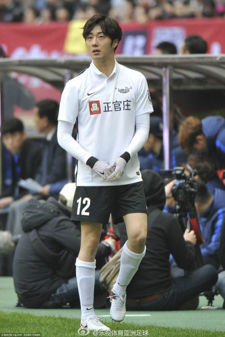 2016 1 10 Jung II-woo at the Asian Smile Cup9