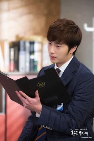 Jung II-woo in Golden Rainbow 2013 27