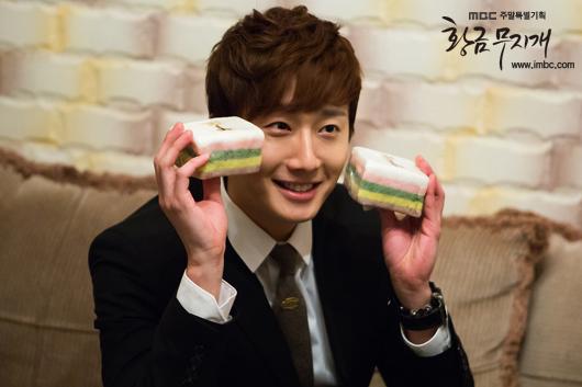Jung II-woo in Golden Rainbow Ep 14 2013 19