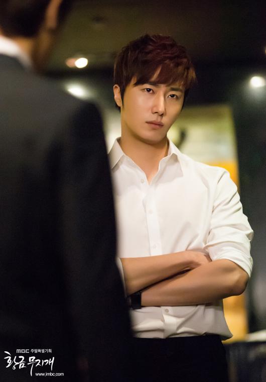 Jung II-woo in Golden Rainbow Ep 14 2013 6